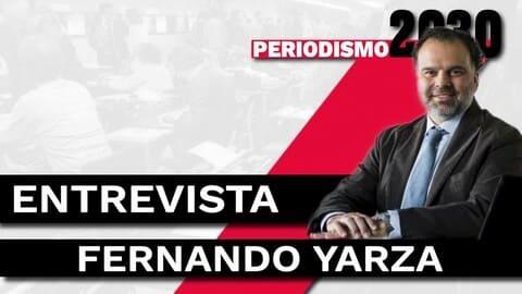 Entrevista Fernando Yarza