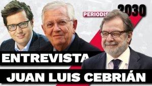 Entrevista Juan Luis Cebrián