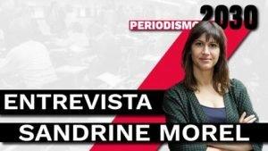 Entrevista a Sandrine Morel