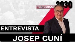 Josep Cuni Entrevista