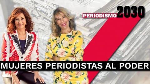 Mujeres periodistas al poder