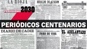 Debate periódicos centenarios