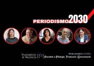 La Universidad acoge un debate sobre las exigencias del periodismo en su compromiso con los 17 Objetivos de Desarrollo Sostenible