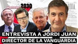 entrevista a Jordi Juan