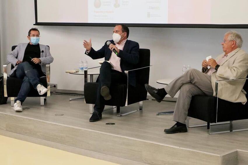Foto del evento de presentación