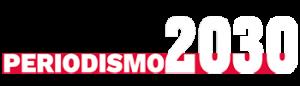 logo periodismo 2030